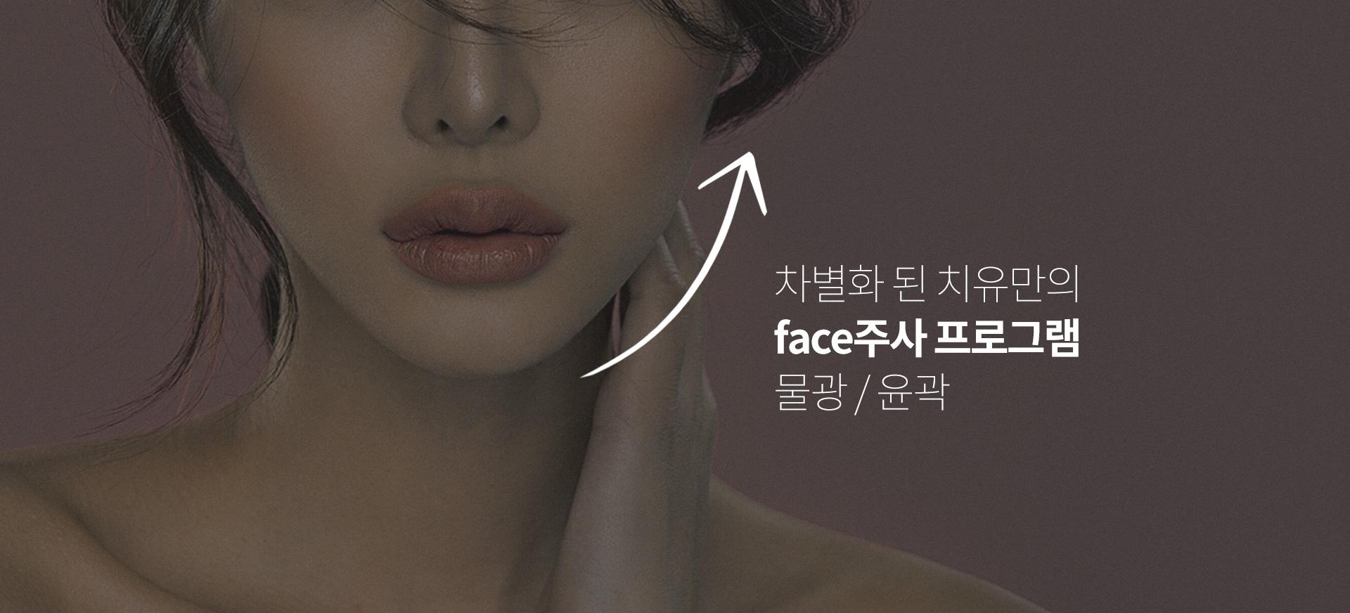 face주사 01